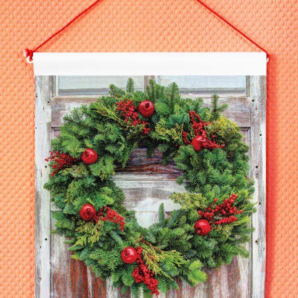 Hanger Kerstkrans1