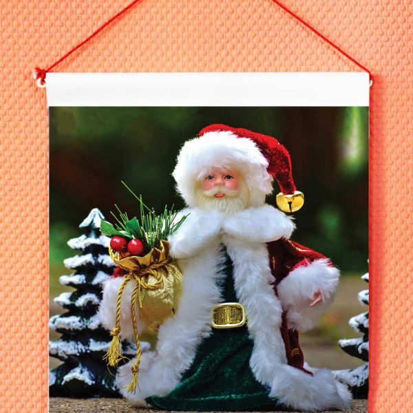 Kerstman 1 Hanger