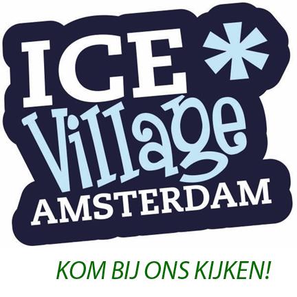 ICE-VILLAGE KOM BIJ ONS KIJKEN